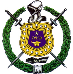 View All Omega Psi Phi : OPP Product Listings