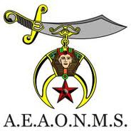 View All Ancient Egyptian Arabic Order (AEAONMS) Product Listings