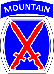 View All 10th Mountain Division Product Listings