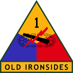 View All 1st Armored Division Product Listings