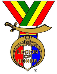 View All Legion of Honor Product Listings