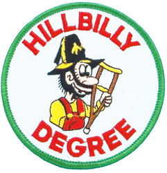 View All Hillbilly Degree Product Listings