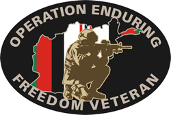 View All Operation Enduring Freedom : OEF Product Listings